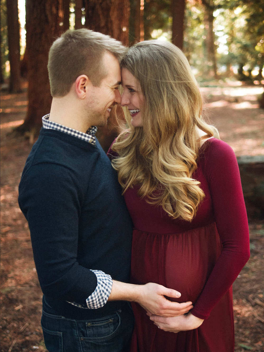 Fall Maternity Photography