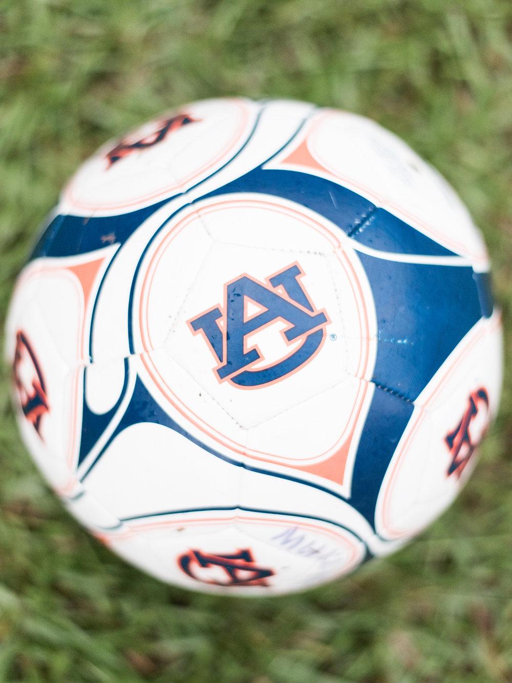Auburn University Soccer Team