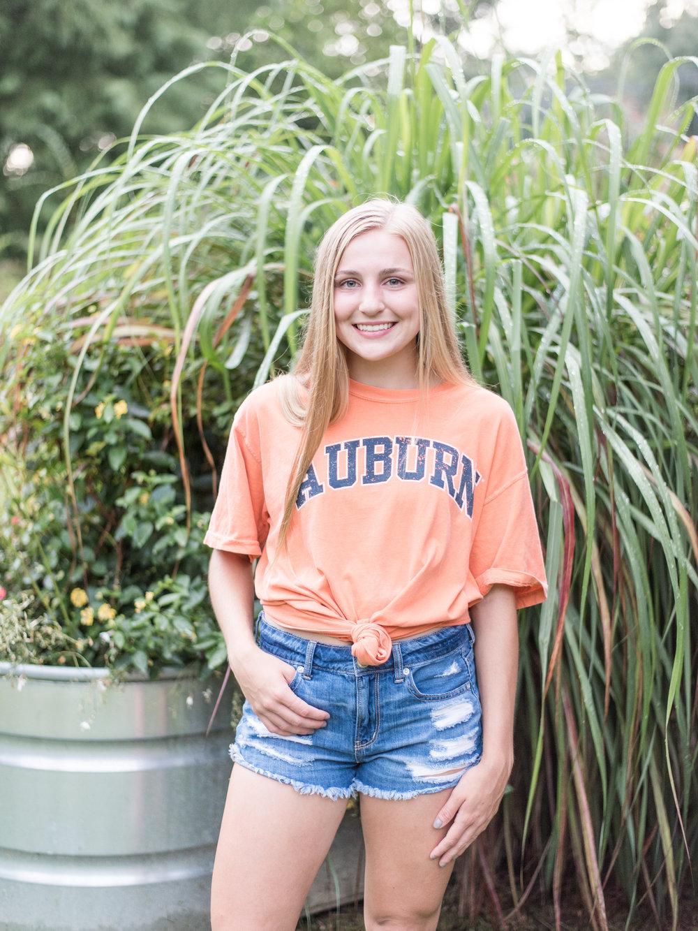 Auburn University Freshman