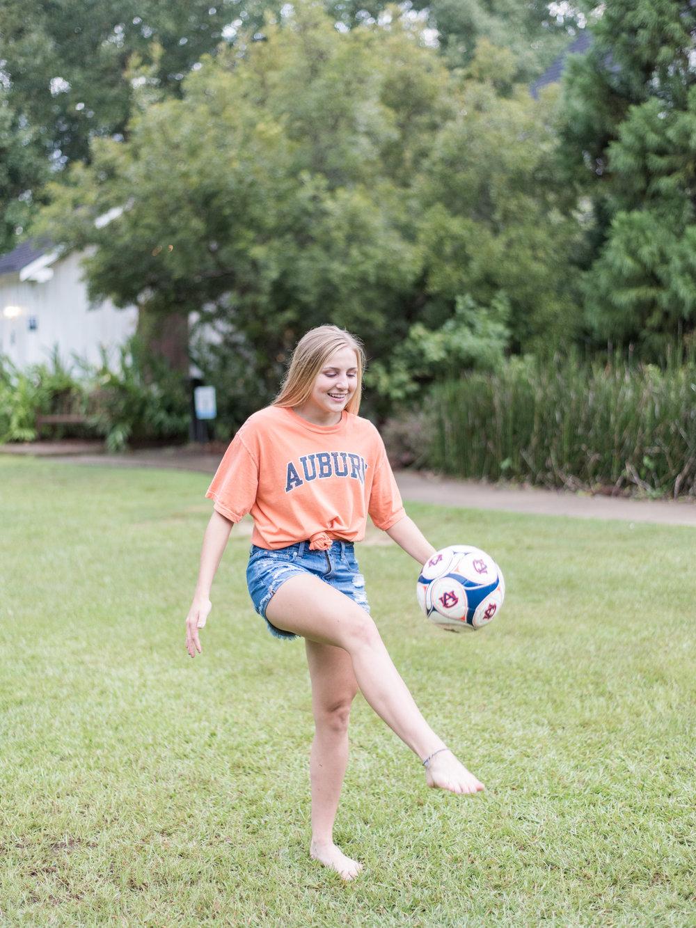 Auburn University Soccer