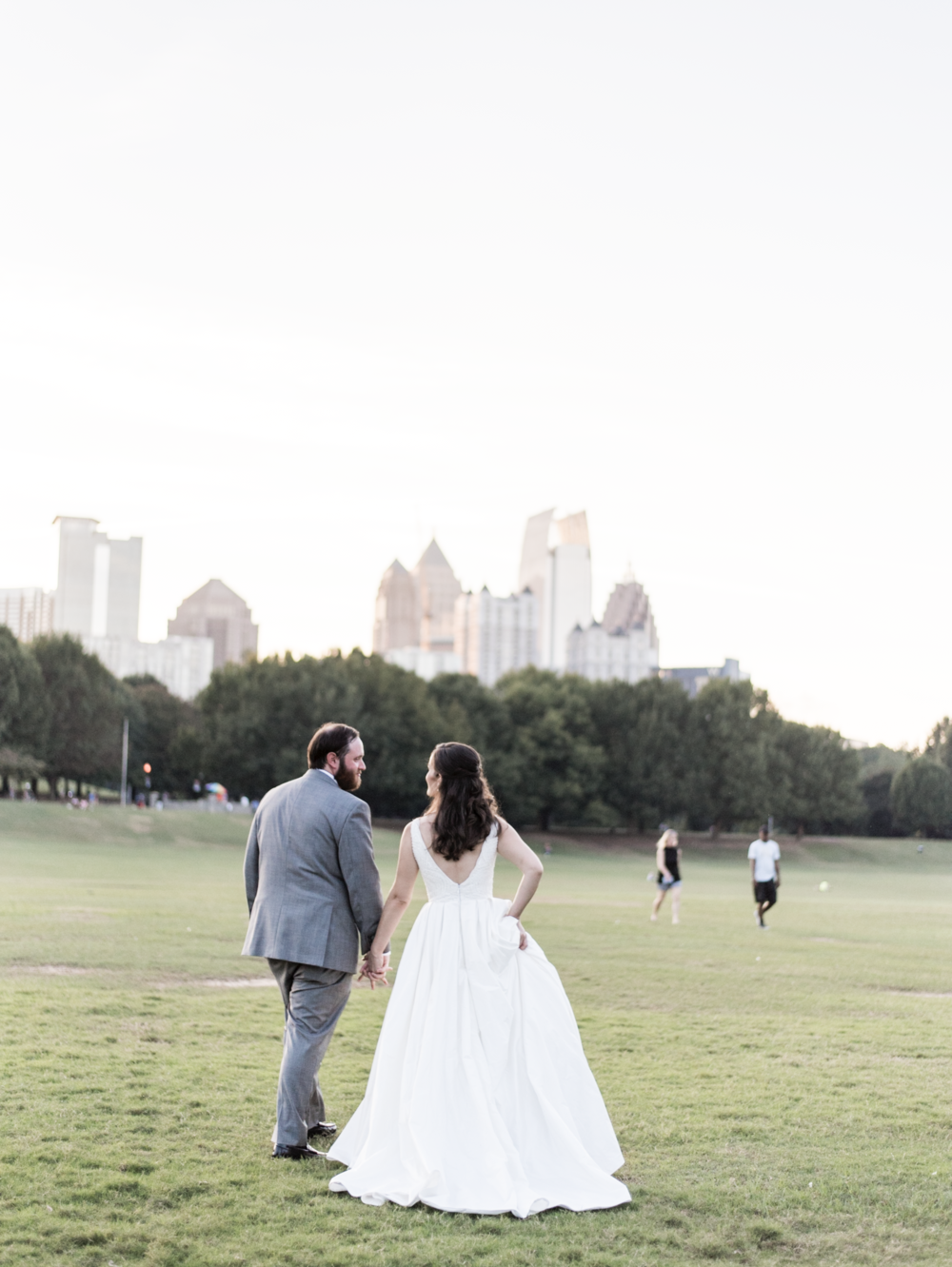 Park Tavern Atlanta Wedding