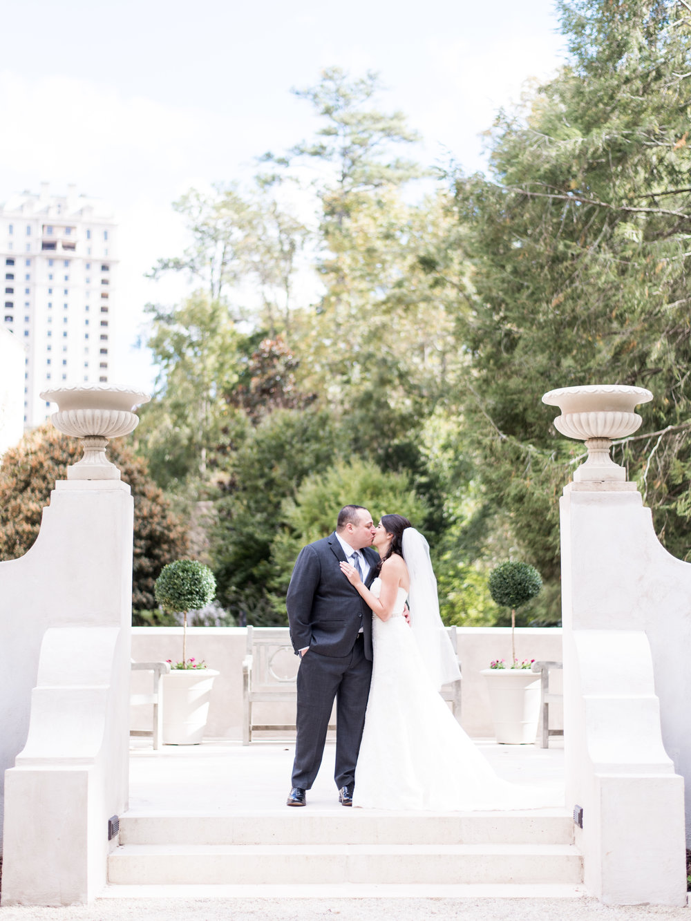 Atlanta Historic Center Wedding