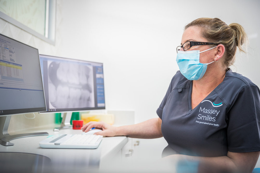 We use digital radiographs or xrays for accurate diagnosis and incredibly low radiation.