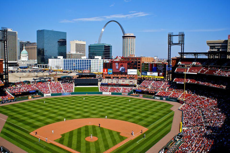 Busch Stadium: Home of the St. Louis Cardinals