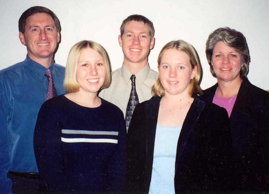 Western Australia: The Nelson Family