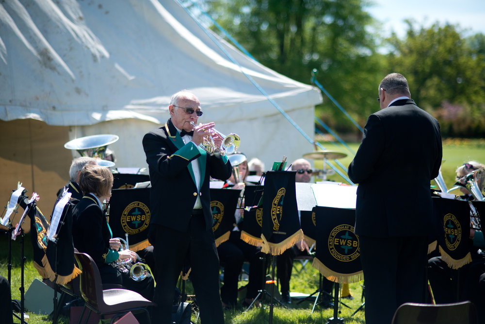 East Woodhay Silver Band