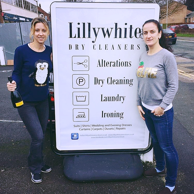 Lillywhite Dry Cleaners Amersham Outside