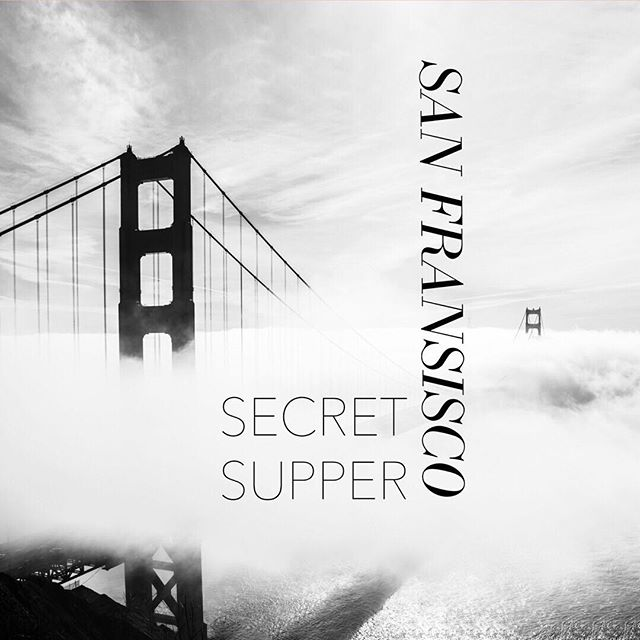 SAN FRANSISCO how about a Monsieur Oui Secret Supper in San Fran? Any suggestions on unique locations? Pre Register & you'll be the first to know when! Link in Bio ⠀⠀⠀⠀⠀⠀⠀⠀⠀ Not in San Fransisco? Let us know where you want us to host our next secret supper . . . . #sayyestovegetables #SFO #sanfrancisco #secretsupper #privatedining #plantbased #vegan #chef #tastingmenu #finedining #foodie #foodlover #foodphotography