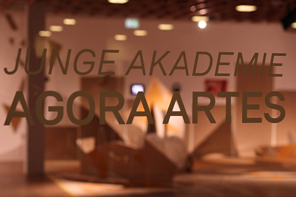 Agora Artes . Akademie der Künste in Berlin, Germany. 2017. Watch panel discussion from the exhibition  here .