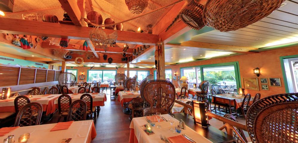 La Lagune Cheyres Salle à manger