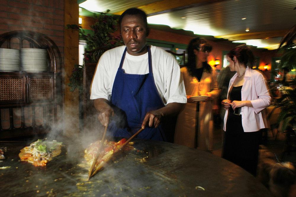 Cheyres Cuisinier Plancha