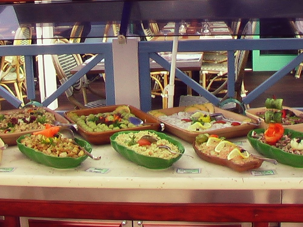 Cheyres Buffet Terrasse