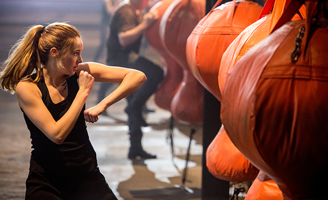 Tris Prior Divergent Shailene Woodley