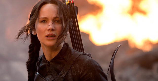 Katniss Everdeen The Hunger Games Mockingjay