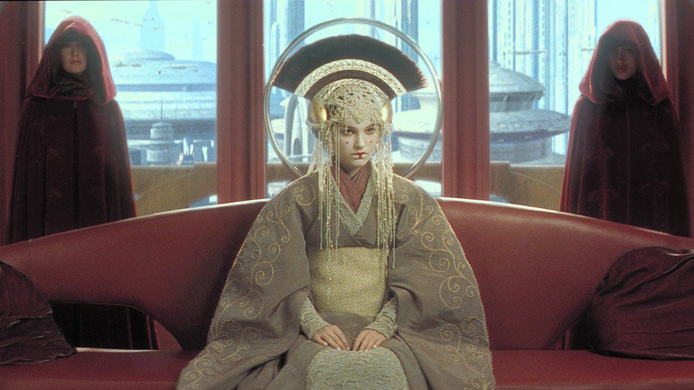 padme amidala star wars episode 1 the phantom menace