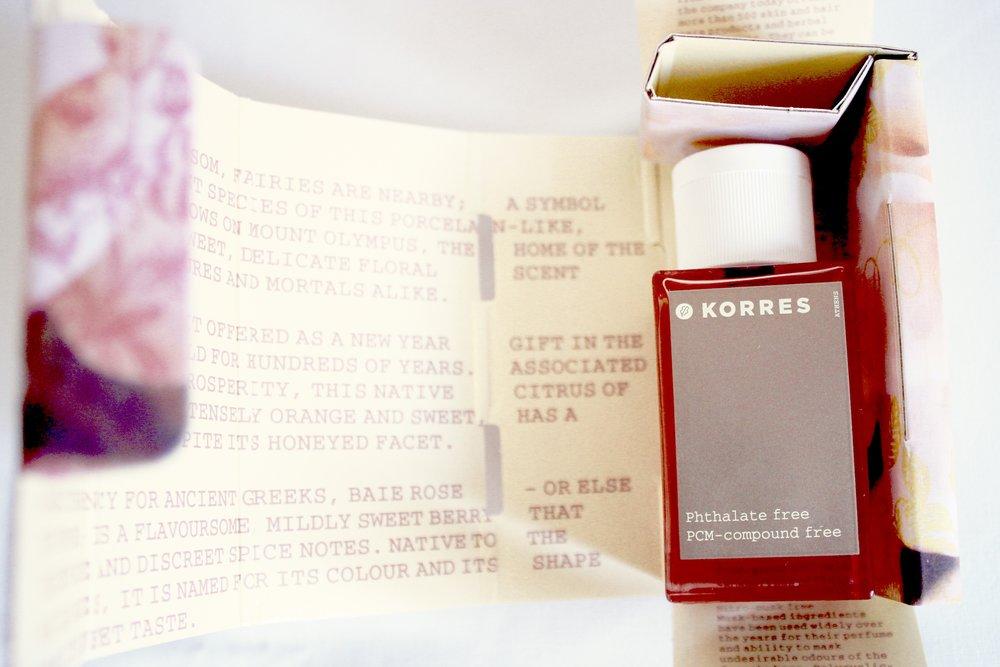 Korres Perfume