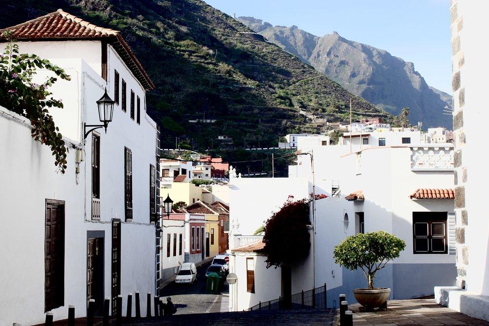 Garachico Tenerife Spain