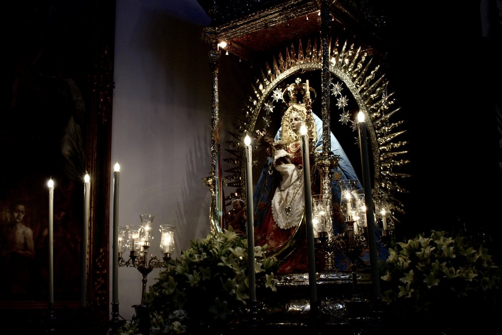 Cathedral La Laguna Tenerife Spain