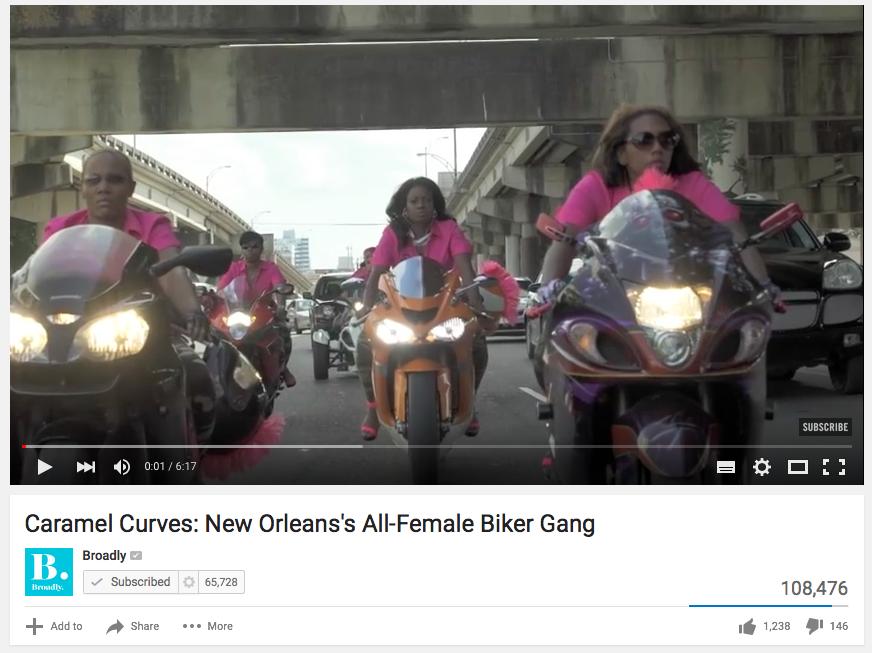Broadly YouTube