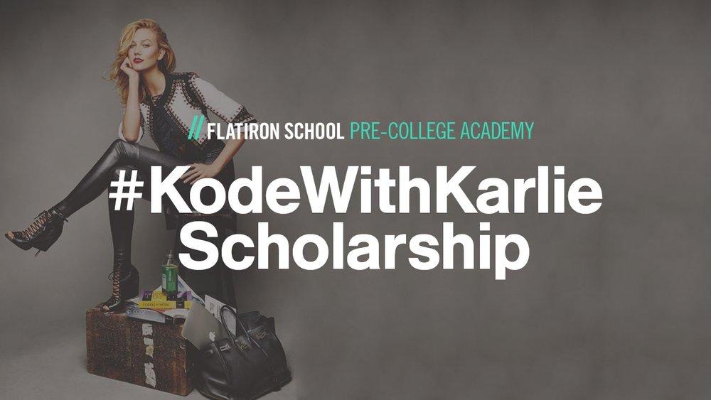 Kode with Karlie Kloss