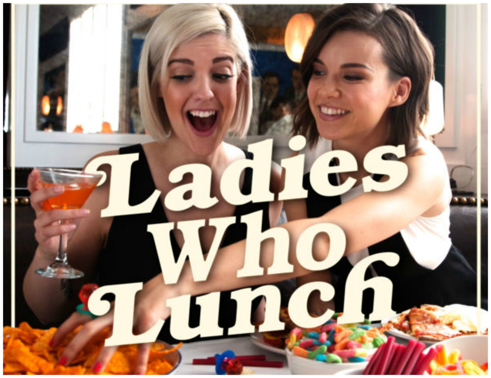 Ladies Who Lunch Ingrid Nilsen Podcast