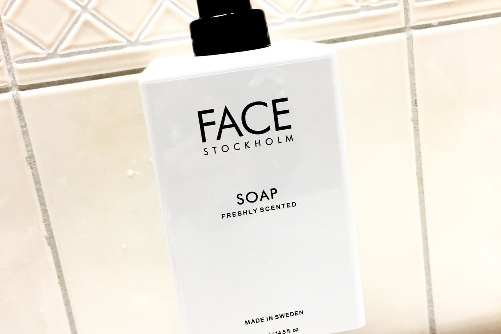 Face Stockholm soap