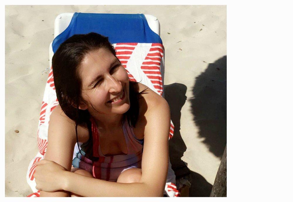 beach day Mallorca