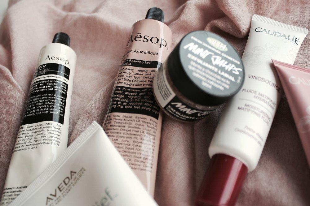 aesop skincare