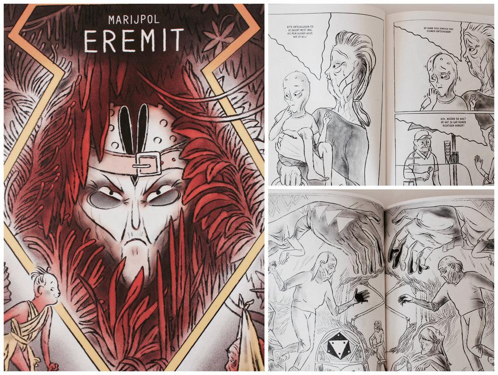 eremit graphic novel