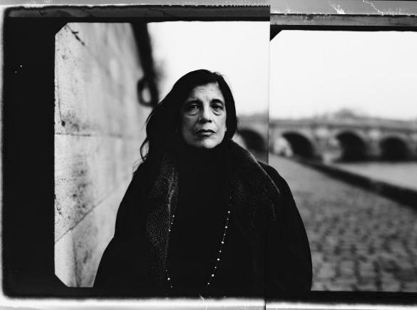 Susan Sontag Annie Leibovitz