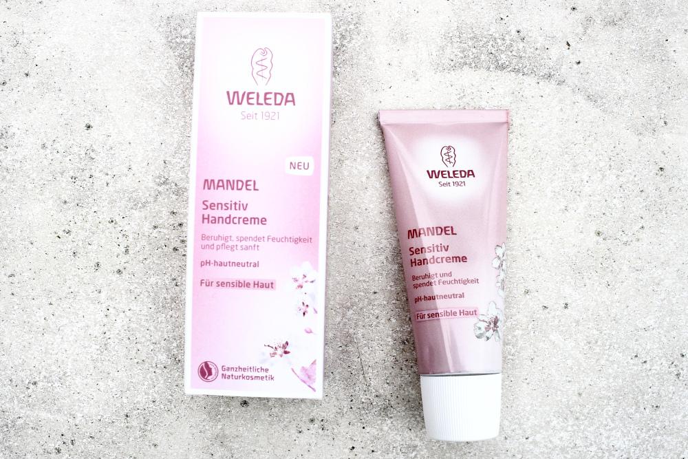 Weleda Almond Sensitive Hand Cream