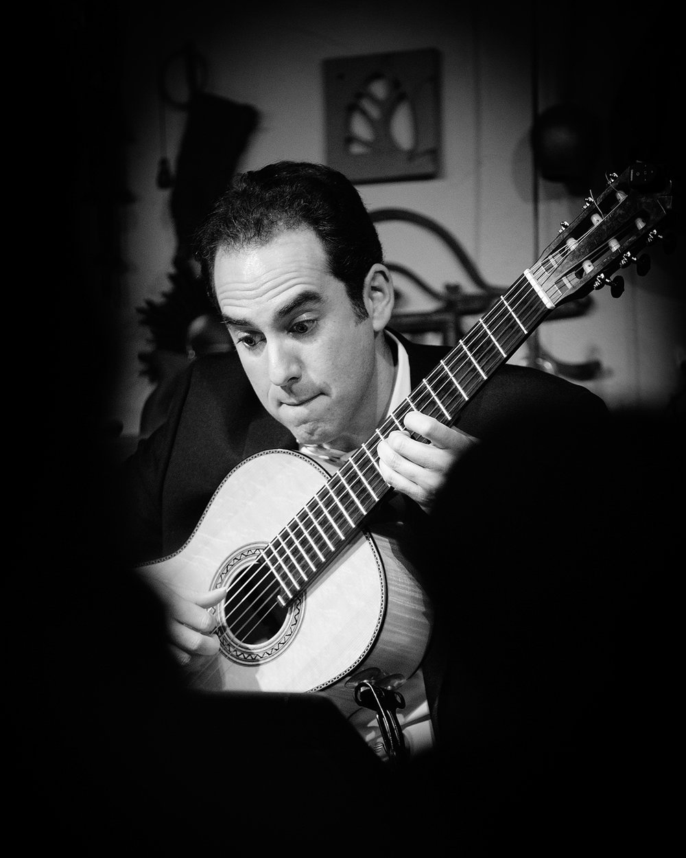 """""""An incredible photographer. First class in every respect. I would recommend him any day or minute! He transformed my image!"""" - Adam Levin, Classical Guitarist and NAXOS Recording Artist"""