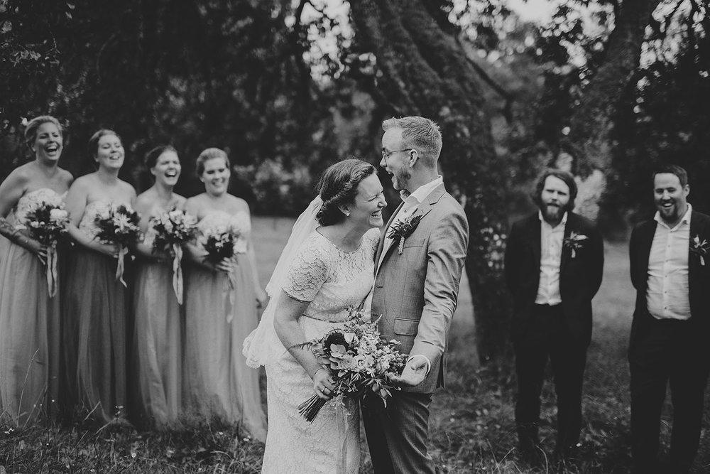 Bröllop i bohemisk stil