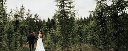 1. formulär - Ni fyller i formuläret ni fick och berättar mer om både er själva och era bröllopsplaner! Jag vill höra allt om era tankar och idéer för bröllopet!