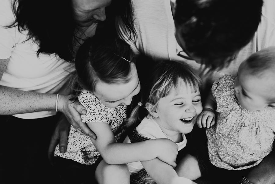 Familjefotografering hos Linnsej Photography i Halmstad på sommaren