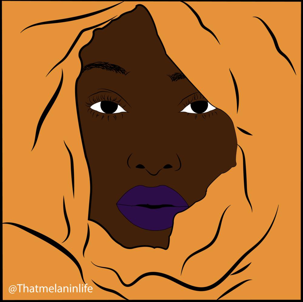 pumpkin Wrap By That Melanin Life