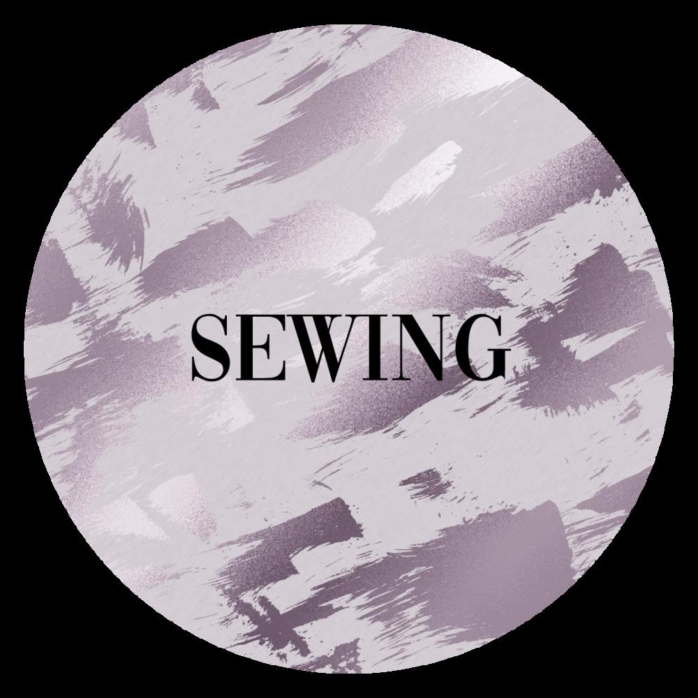 Luxury Sewing Blog