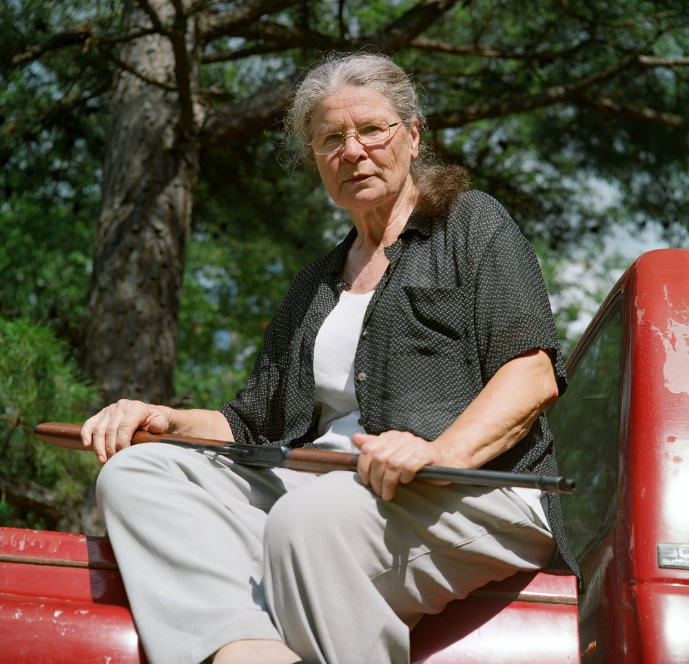 Ingrid,  Ouachita Forest, OK, Spring 2015