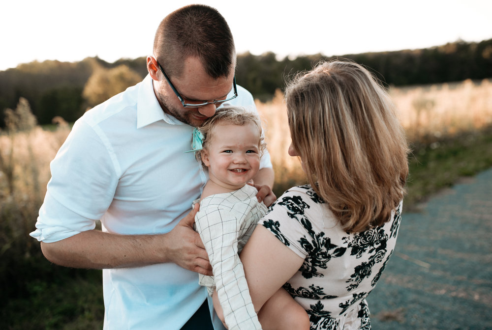 C Family - As a fellow photographer I'm very picky about who I go to for family photos but I think I've found our family photographer in Jessica! I've only seen one sneak peak so far but am totally in love! Highly recommend this talented lady!