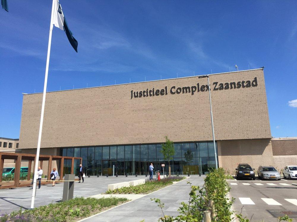 Modern Prison Zaanstad