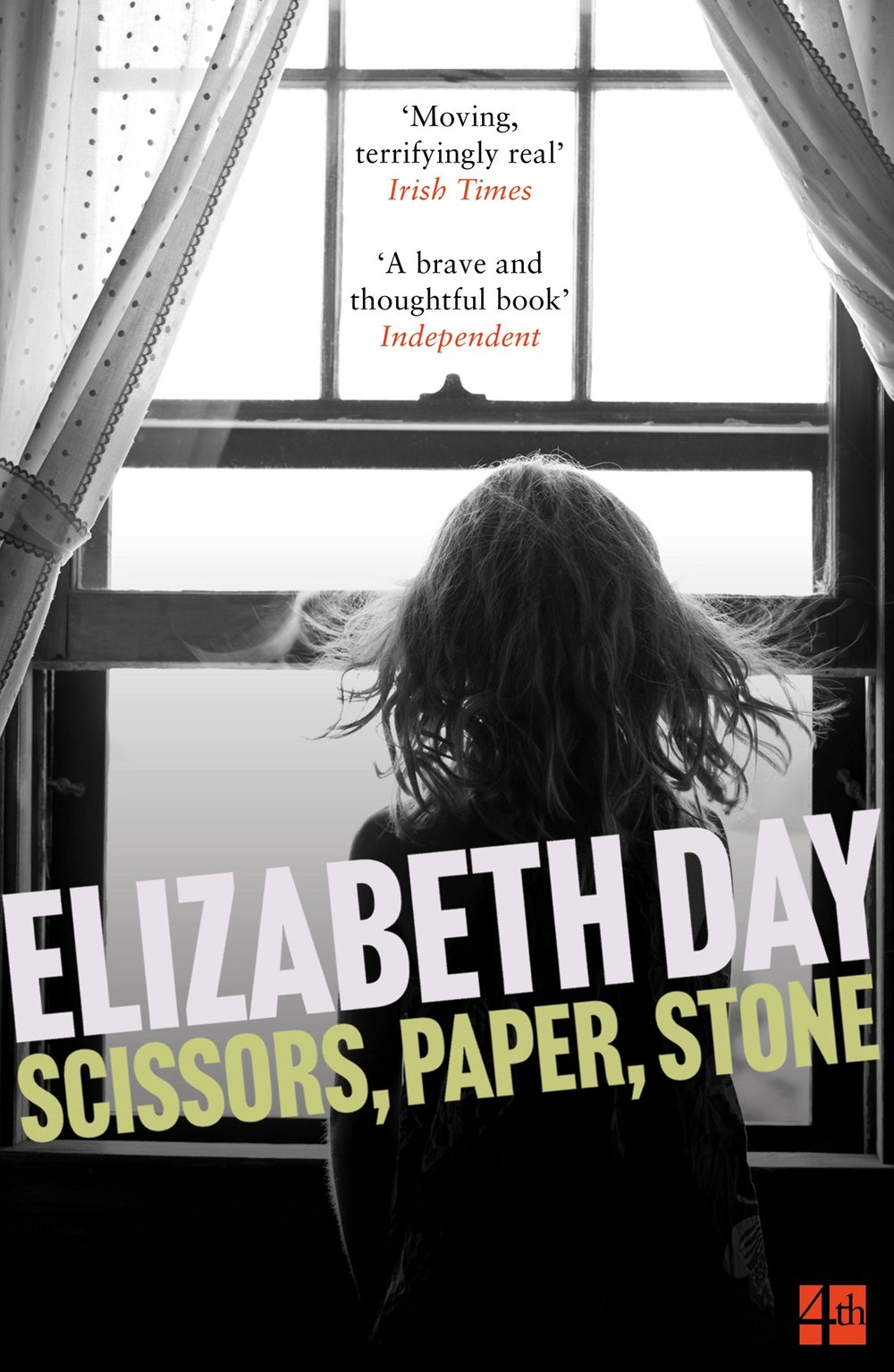 Scissors, Paper, Stone - by award winning author Elizabeth Day
