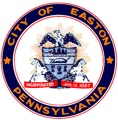 easton city seal