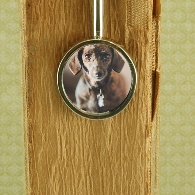 Photo Bookmark - $50 - Hangs easily off spine of your books! 7/8