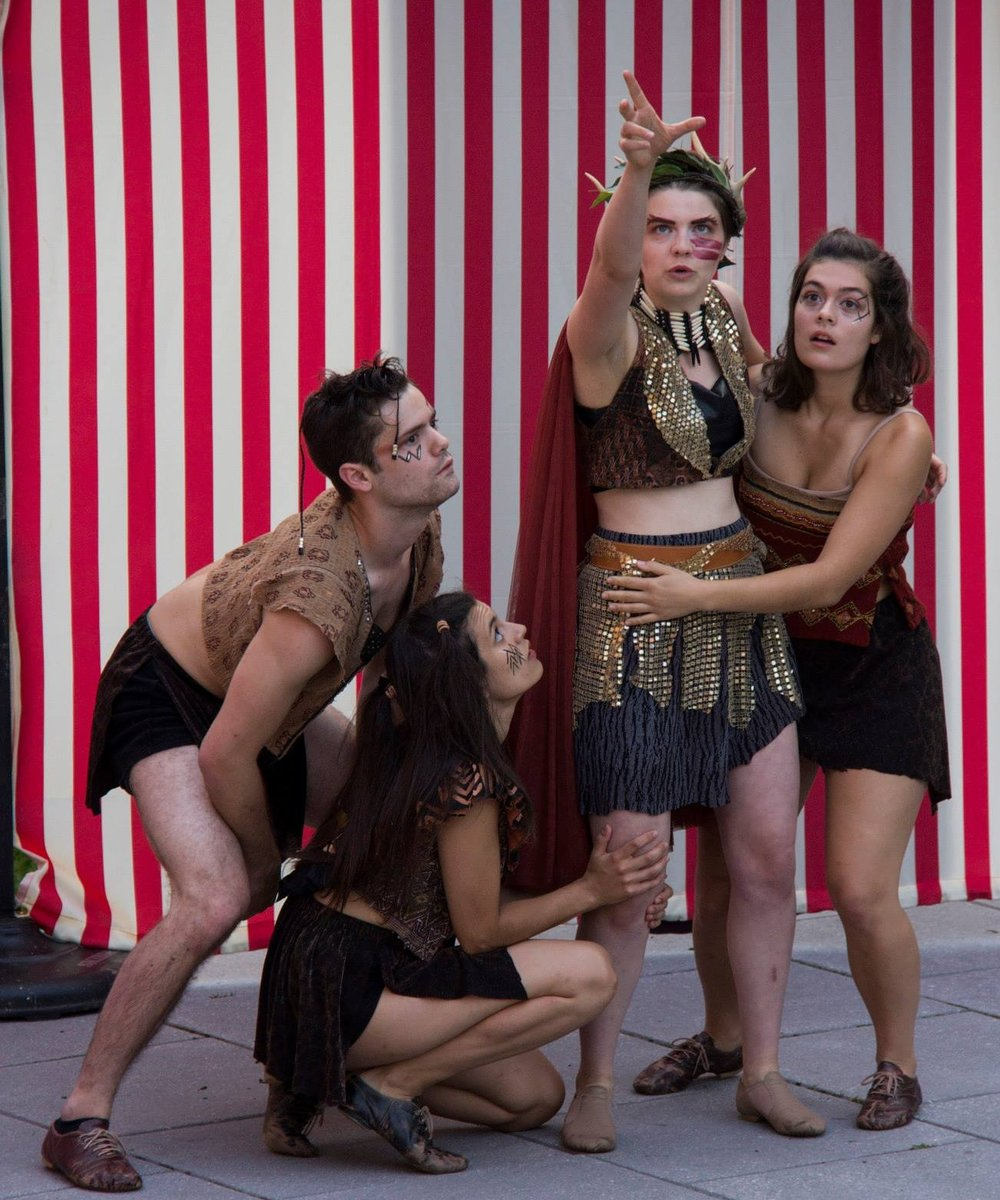 A Midsummer Night's Dream, Dir David Demke & Doug Seldin