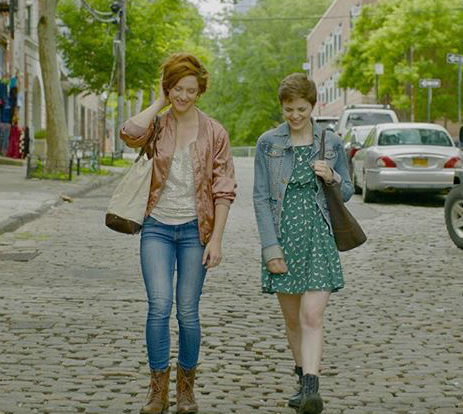 Greta the Film - Callan plays April in Greta, a story about a young woman who is struggling with depression post college. Her mental illness is pretty debilitating - but the movie itself is objectively hilarious.
