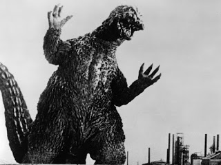 Godzilla has excellent self-esteem.