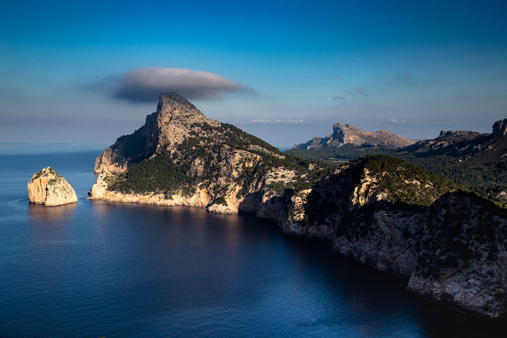 Kap de Formentor, Mallorca, Spain :: aufgenommen im Dezember 2015