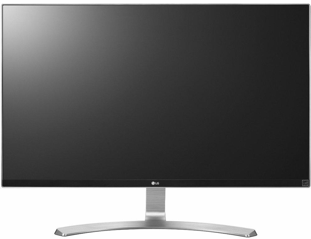 "LG-27UD68-W UHD 4K 27"" IPS Monitor"