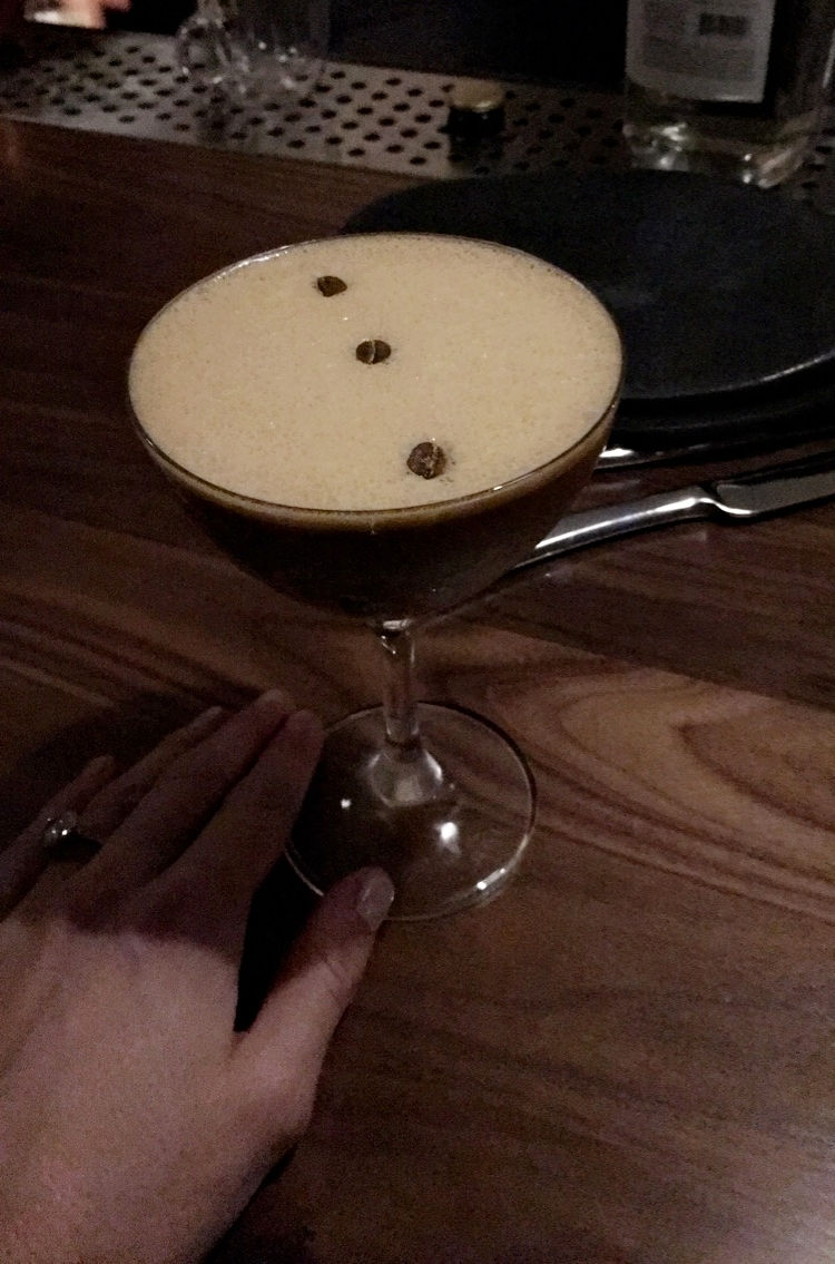 Needed a kick in the pants – enter espresso cocktails!