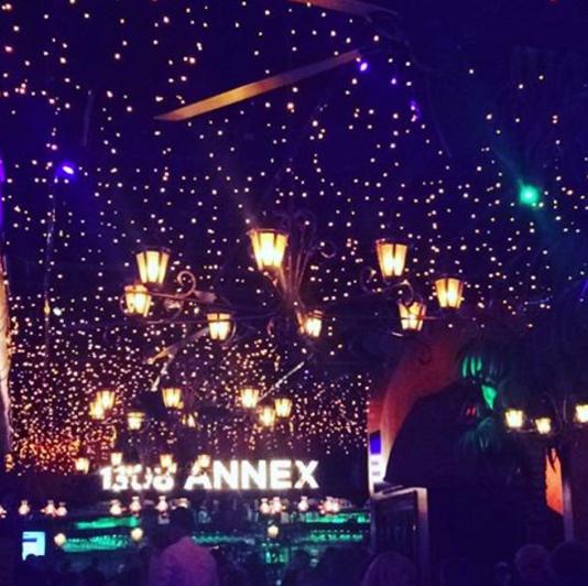 El Tiempo Annex
